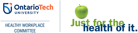 Healthy Workplace Committee | Just for the health of it logo